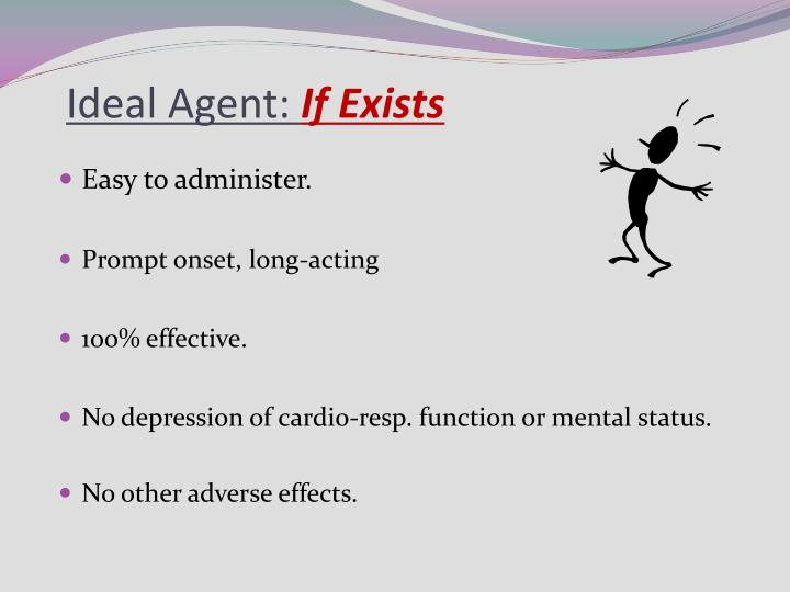 Ideal Agent: