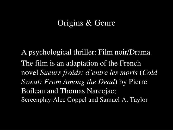 Origins & Genre