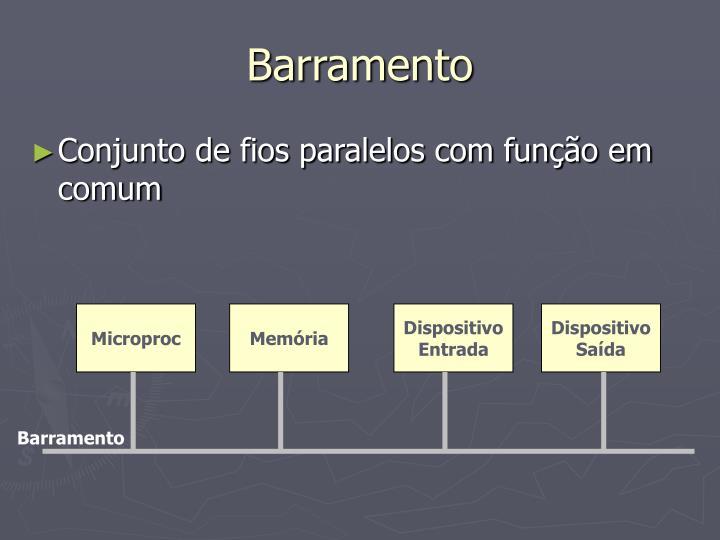 Barramento
