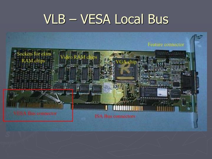 VLB – VESA Local Bus