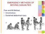 emergency methods of moving casualties4