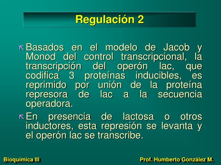 Regulación 2