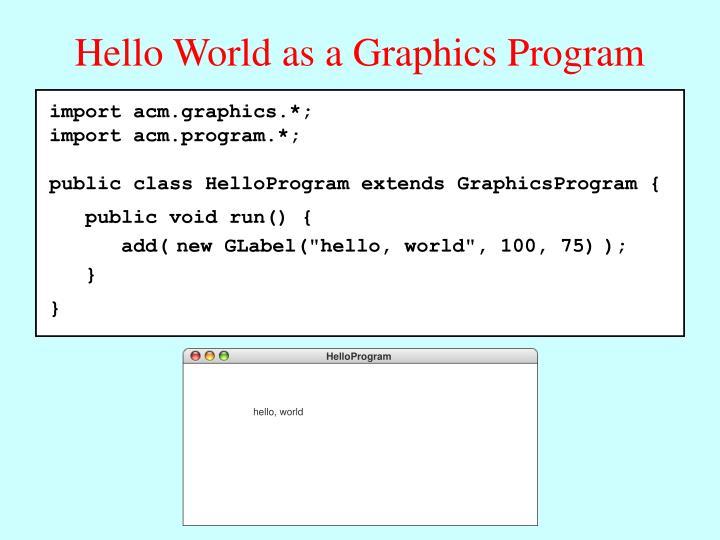 import acm.graphics.*;