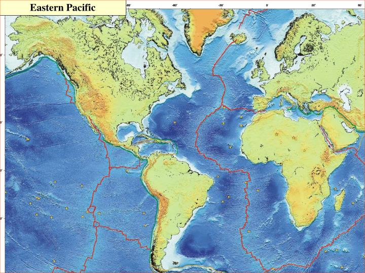 Eastern Pacific