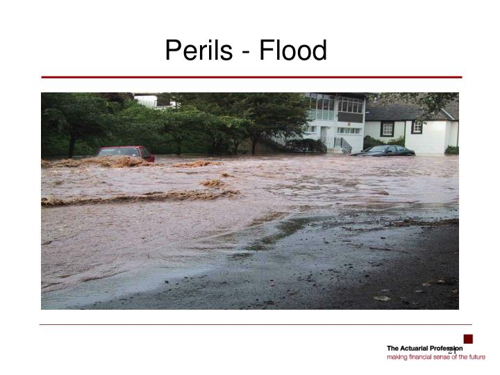 Perils - Flood