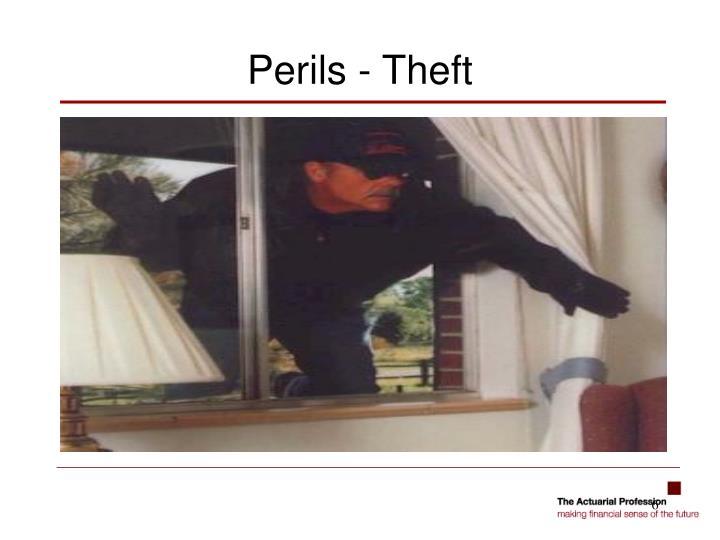 Perils - Theft