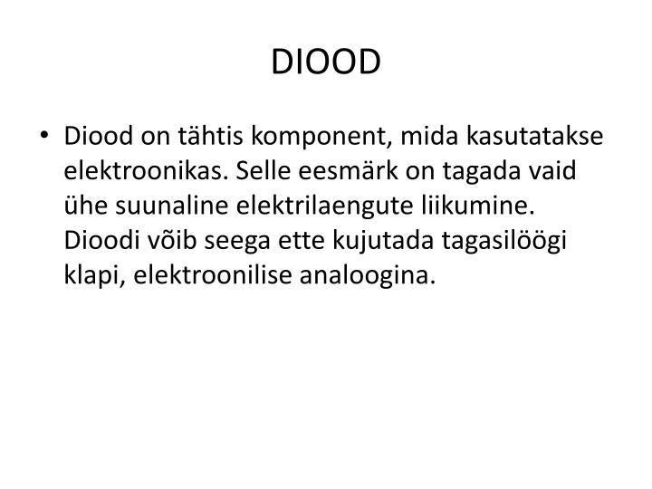 DIOOD