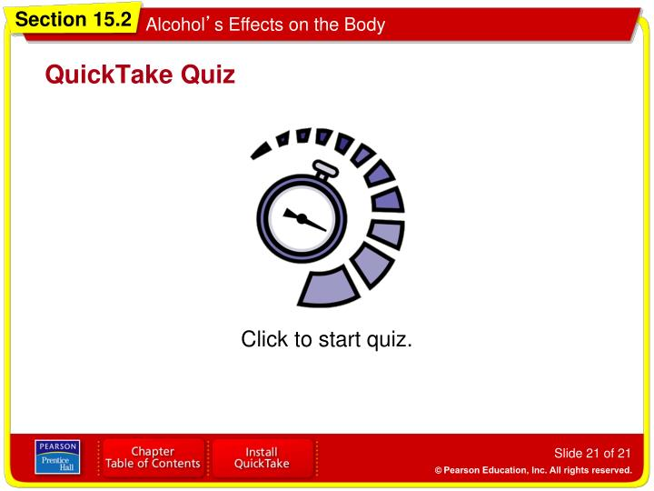QuickTake Quiz