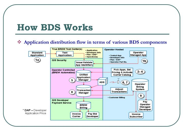 How BDS Works