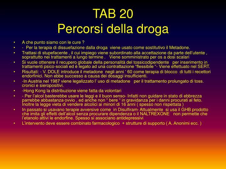 TAB 20