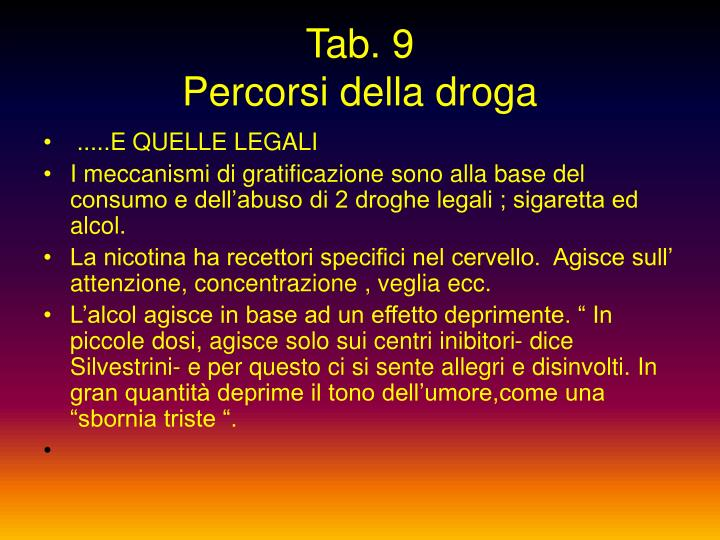 Tab. 9
