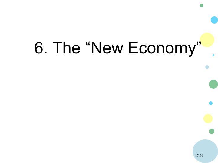 """6. The """"New Economy"""""""