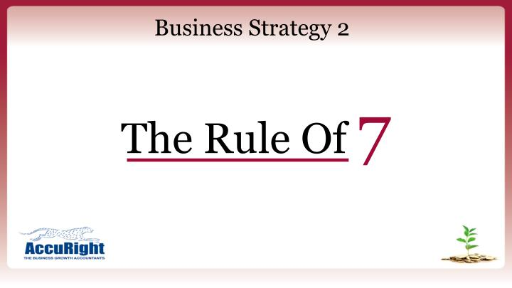 Business Strategy 2
