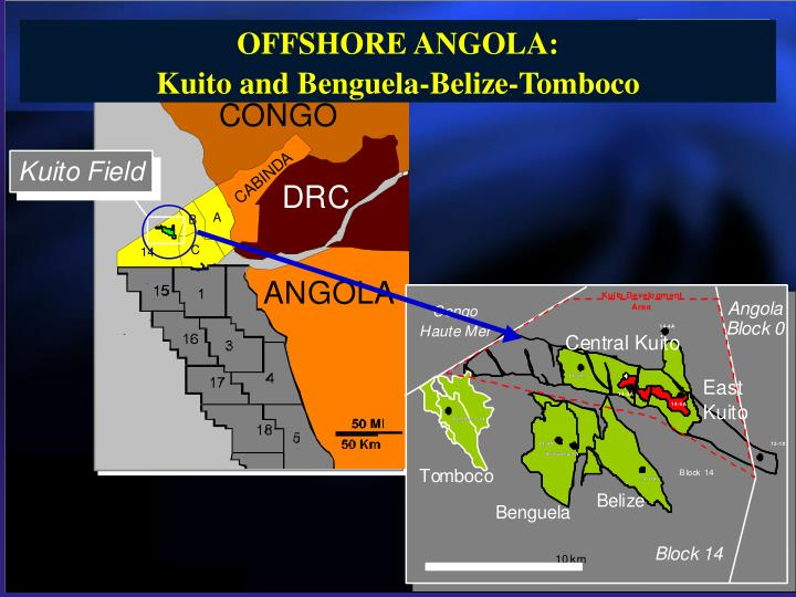 OFFSHORE ANGOLA: