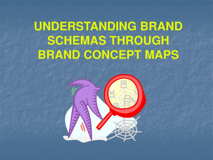 UNDERSTANDING BRAND SCHEMAS THROUGH