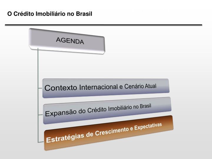 O FUTURO DO CRÉDITO IMOBILIÁRIO NO BRASIL