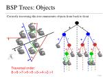 bsp trees objects8