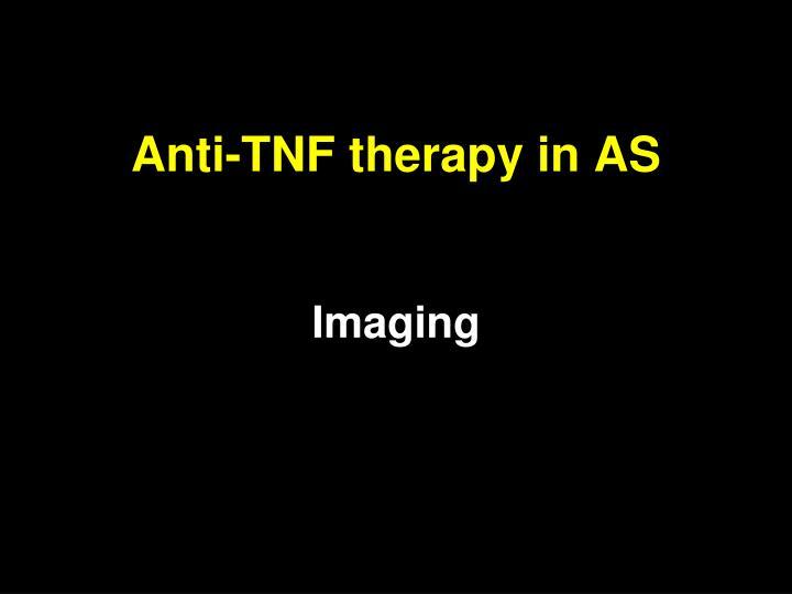 Anti-TNF
