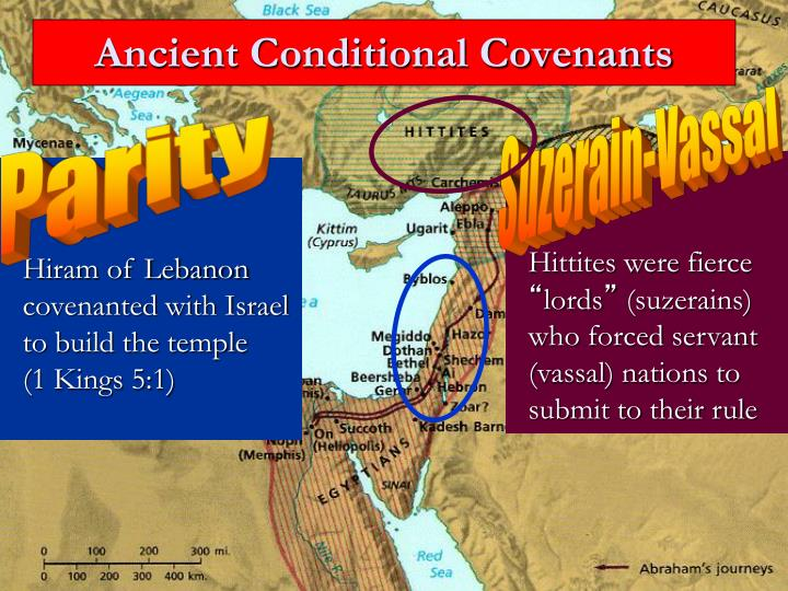 Ancient Conditional Covenants