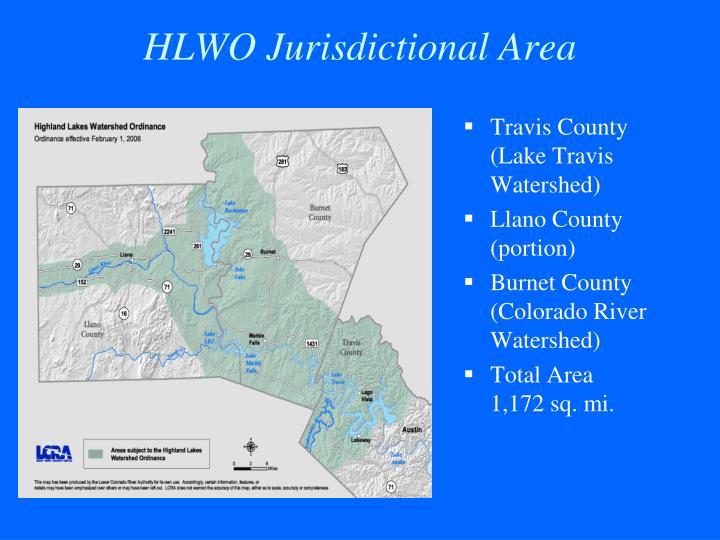 Travis County (Lake Travis Watershed)