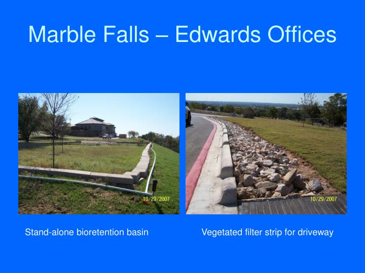 Marble Falls – Edwards Offices