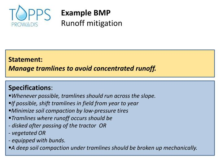Example BMP