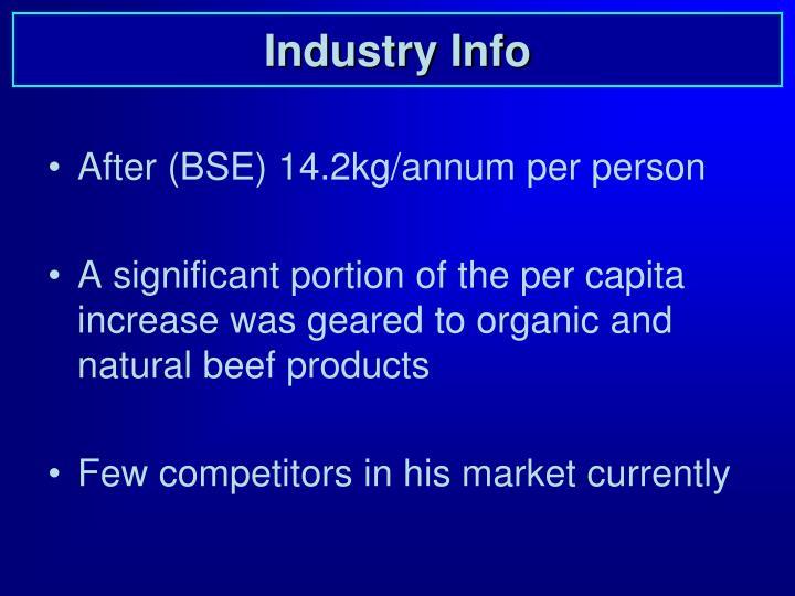 Industry Info