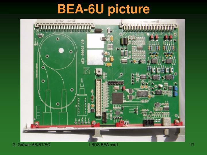 BEA-6U picture