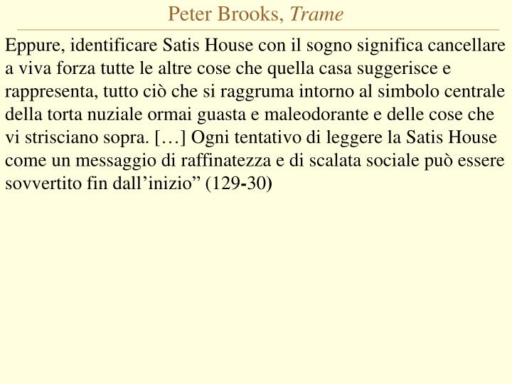 Peter Brooks,