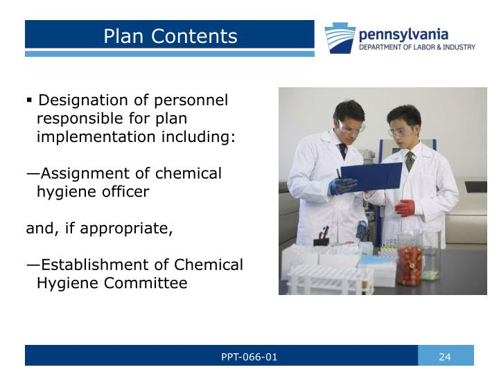 Plan Contents