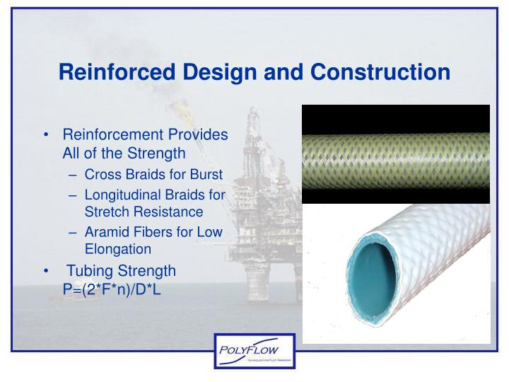 Reinforced Design and Construction