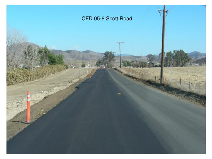 CFD 05-8 Scott Road