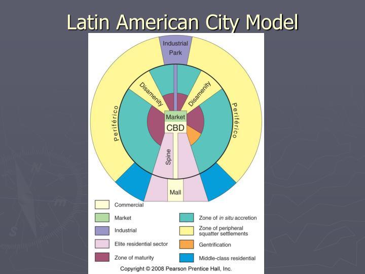 Latin American City Model