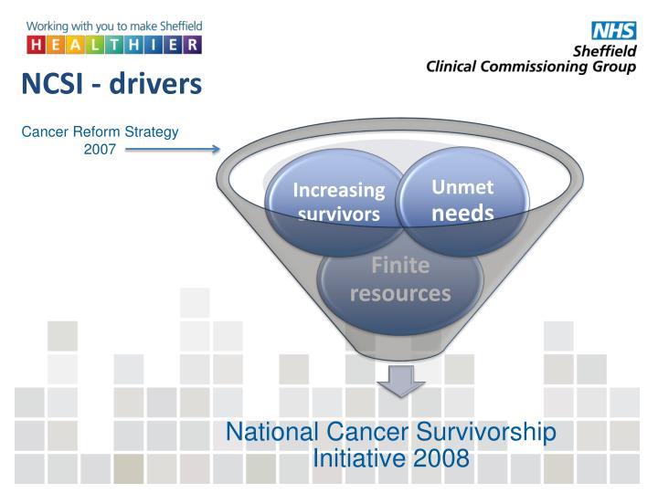 NCSI - drivers