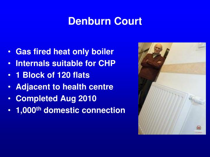 Denburn Court