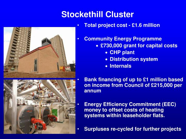 Stockethill Cluster