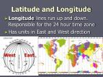 latitude and longitude1