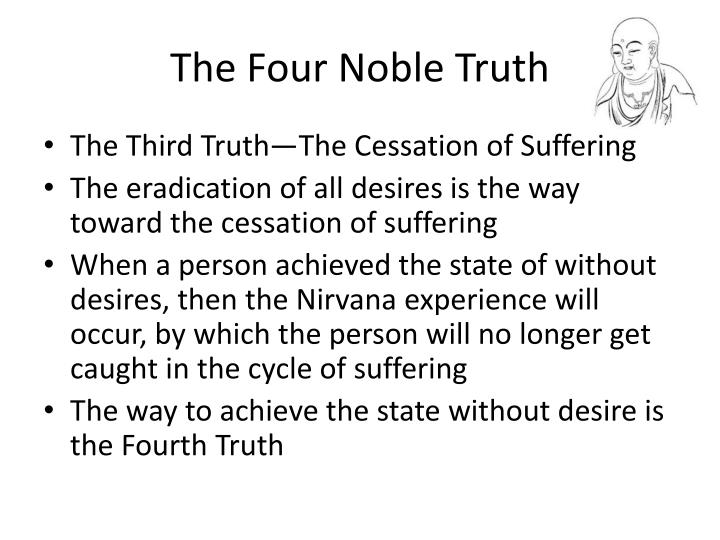 The Four Noble Truth