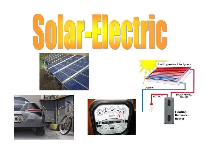 Solar-Electric