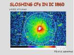 sloshing cfs in ic 1860