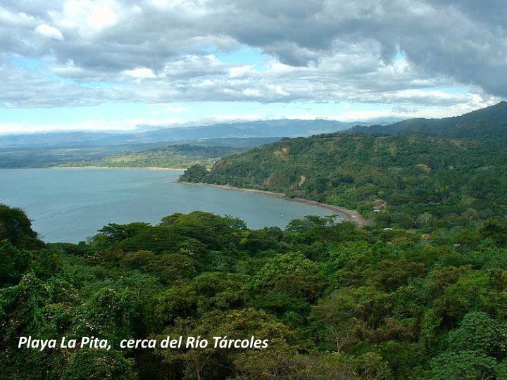 Playa La Pita,