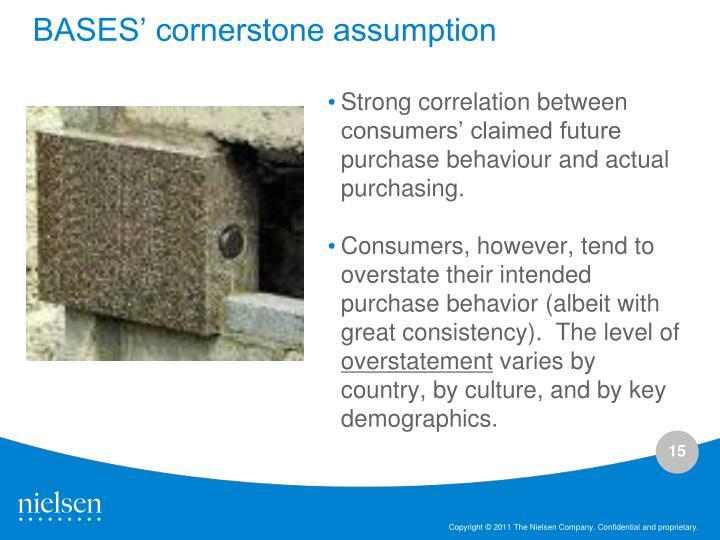 BASES' cornerstone assumption