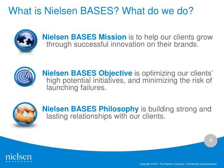 Nielsen BASES