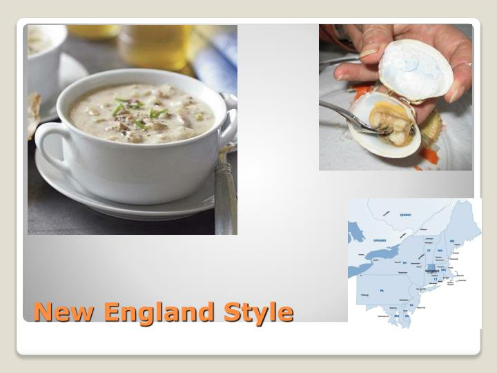 New England Style