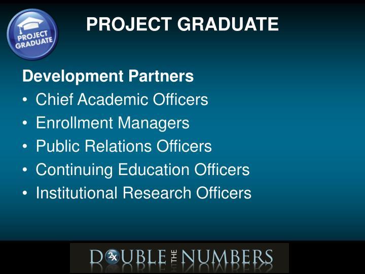 Development Partners