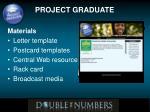 project graduate7