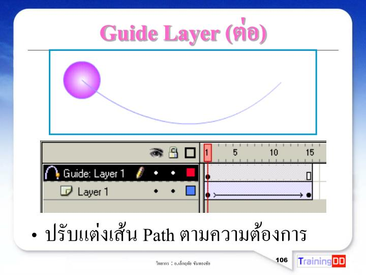 Guide Layer