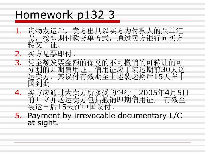 Homework p132 3