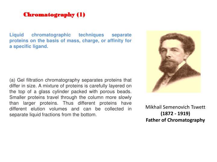Chromatography (1)