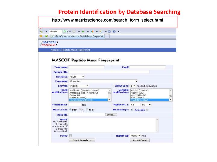 http://www.matrixscience.com/search_form_select.html